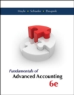 Image for Fundamentals of advanced accounting
