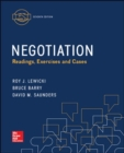 Image for Negotiation: Readings, Exercises, and Cases