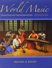 Image for WORLD MUSIC TRADITIONS WITH CD SET