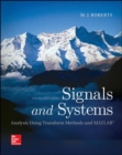 Image for Signals and Systems: Analysis Using Transform Methods & MATLAB