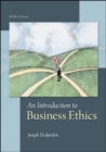 Image for An introduction to business ethics