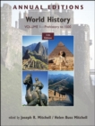 Image for Annual Editions: World History : v. 1 : Prehistory to 1500