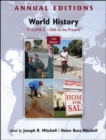 Image for Annual Editions: World History : v. 2 : 1500 to the Present