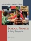 Image for SCHOOL FINANCE 5E