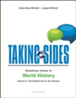 Image for Taking Sides: Clashing Views in World History, Volume 2: The Modern Era to the Present