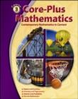 Image for Core-plus Mathematics: Contemporary Mathematics in Context, Course 3