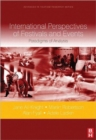 Image for International perspectives of festivals and events  : paradigms of analysis