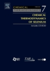 Image for Chemical thermodynamics of selenium : vol. 7
