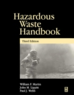 Image for Hazardous waste handbook for health and safety