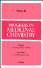 Image for PROGRESS MEDICINAL CHEM PMC40H : 40