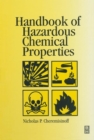 Image for Handbook of hazardous chemical properties