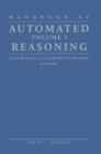 Image for Handbook of automated reasoning