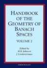 Image for Handbook of the geometry of Banach spaces. : Vol. 2