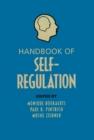 Image for Handbook of self-regulation