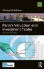 Image for Parry's valuation and investment tables