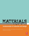 Image for Materials experience  : fundamentals of materials and design
