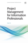Image for Project management for information professionals