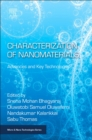 Image for Characterization of nanomaterials: advances and key technologies