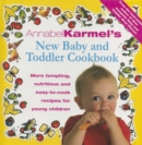 Image for Annabel Karmel's new baby and toddler cookbook