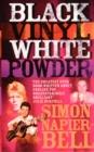 Image for Black vinyl, white powder