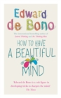 Image for How to have a beautiful mind