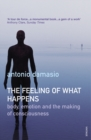 Image for The feeling of what happens  : body, emotion and the making of consciousness