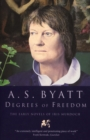 Image for Degrees of freedom  : the early novels of Iris Murdoch