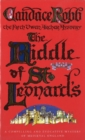 Image for The Riddle Of St Leonard's : An Owen Archer Mystery
