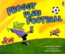 Image for Froggy plays football