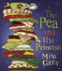 Image for The pea and the princess