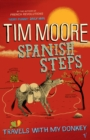 Image for Spanish steps  : travels with my donkey