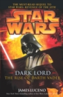 Image for The rise of Darth Vader