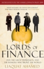 Image for Lords of finance