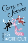 Image for Carry on, Jeeves
