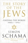 Image for The story of the Jews  : finding the words: 1000 BCE-1492 CE