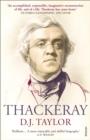 Image for Thackeray