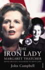 Image for The Iron Lady  : Margaret Thatcher