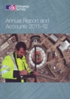 Image for Ordnance Survey annual report and accounts 2011-12