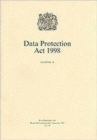 Image for Data Protection Act 1998Chapter 29