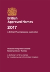 Image for British approved names 2017
