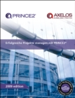 Image for Erfolgreiche Projekte managen mit PRINCE2 [German print version of Managing successful projects with PRINCE2]