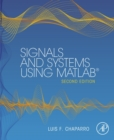 Image for Signals and systems using MATLAB