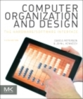 Image for Computer organization and design  : the hardware/software interface