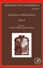 Image for Advances in photovoltaicsPart 4 : Volume 92