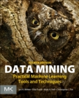Image for Data mining  : practical machine learning tools and techniques