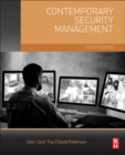 Image for Contemporary security management