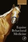 Image for Equine behavioral medicine