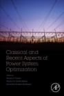 Image for Classical and recent aspects of power system optimization