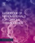Image for Handbook of nanomaterials for cancer theranostics