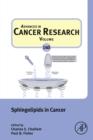 Image for Sphingolipids in cancer : v. 140